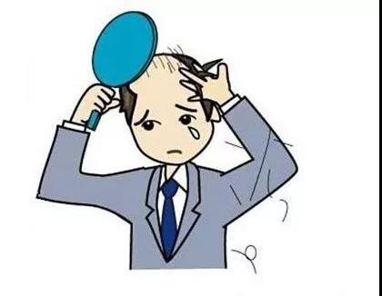 禿頂了還能長出頭發嗎?